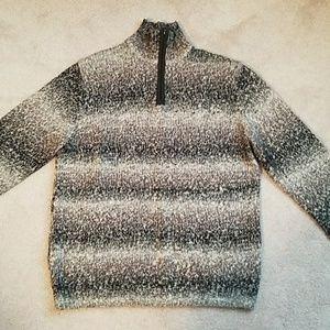Gap 1/4 zip Sweater